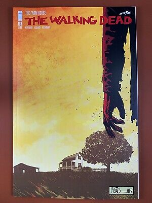 Walking Dead #193 (2019 Skybound Image) Last issue 1st print NO RESERVE