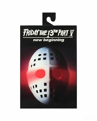 """ULTIMATE ROY BURNS Friday the 13th Part 5 Movie 7"""" inch Action Figure Neca 2019"""