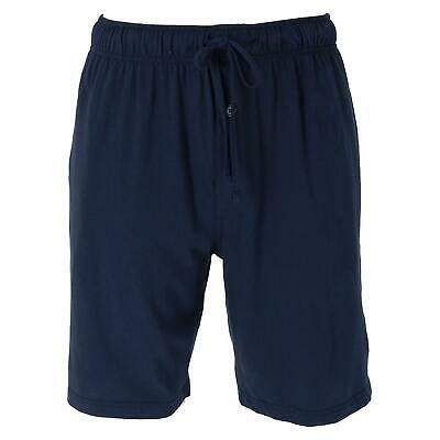 New Fruit of the Loom Men's Solid Knit Sleep Jam Shorts
