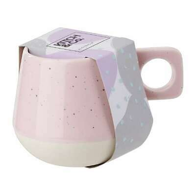 NEW Kitch & Co Strawberries & Cream Sherbet Mugs By Spotlight