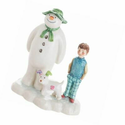 John Beswick The Snowman & Snowdog Three Friends