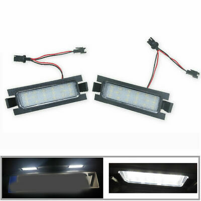 2x Canbus Led Number License Plate Light Lamp for Hyundai I30 (GD)2013 2014 2015