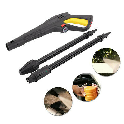 High Pressure Washer Trigger Guns/Turbo/Variable Lance Spray Nozzle Clean Tools