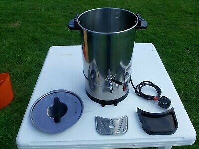 Hot water urn Prima 8 litres (1600W)