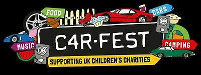 Carfest South Adult Weekend ticket with camping and car pass