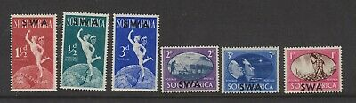 Mk826 A Selection Of Mnh Stamps From South Africa  Overprinted Swa. .Lot  416