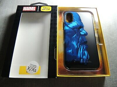 New in Box OtterBox Symmetry Case for Apple iPhone X / XS - MARVEL THANOS