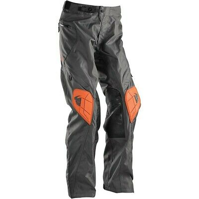 Pantaloni Pants Enduro Baggy Thor Range Black Orange Impermeabili Tg 36 (52)