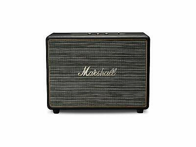 Marshall Woburn Portable Bluetooth Speaker, Black, Excellent Condition