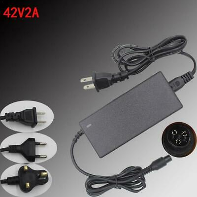 Power Adapter Scooter Charger Electric Balance Hoverboard Battery Car 42v Smart