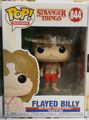 Funko Pop! Television Stranger Things S3 - Flayed Billy pop #844 Classic funko