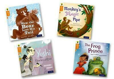 Oxford Reading Tree Traditional Tales: Level 6: Pack of 4 by Pippa Goodhart Pape