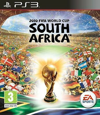 2010 FIFA World Cup South Africa (PS3) *VERY GOOD CONDITION*