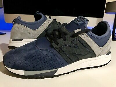 NEW BALANCE 247 Men's Shoes Navy Grey White MRL247RN