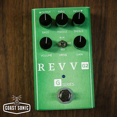 REVV Amplification G2 Amplification