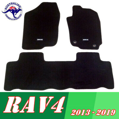 TOYOTA RAV4 CARPET FLOOR MAT SET Dec 2012 -Jan 2019 GX GXL CUSTOM FIT Guaranteed