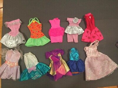 You Choose Assorted Lot of Dressy /& Party Dresses Genuine BARBIE Fashions