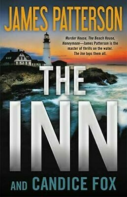 The Inn James Patterson Hardcover First Edition