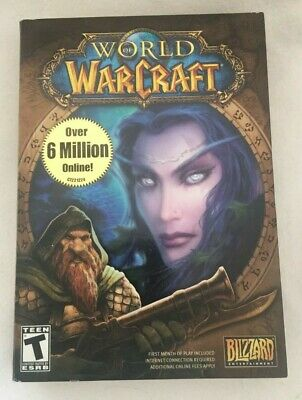 World Of Warcraft - PC - Complete Box