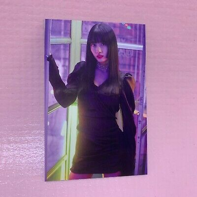 TWICE MOMO Official TRADING CARD 2019 World Tour TWICELIGHTS MD Photocard 32