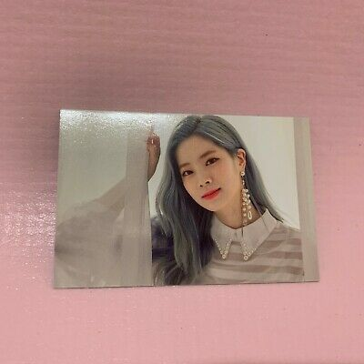 TWICE DAHYUN Official TRADING CARD 2019 World Tour TWICELIGHTS MD Photocard 25