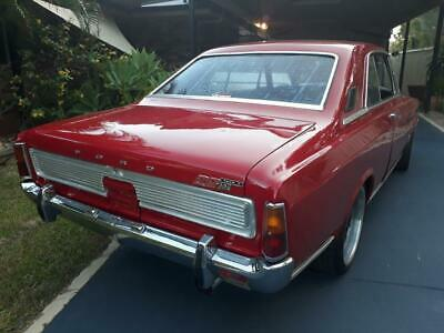 FORD 2 DOOR 26M V6 COUPE very rare in Australia