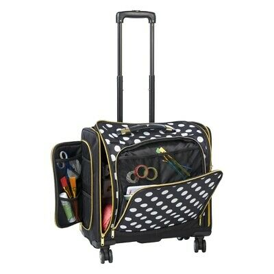 NEW Francheville Craft Trolley Bag By Spotlight