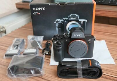 Sony Alpha a7R II Mirrorless Digital Camera Body Mark 2 ILCE7RM2/B Brand New
