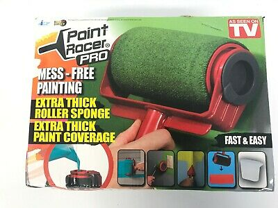 PAINT RACER PRO  Roller, rot, Universal