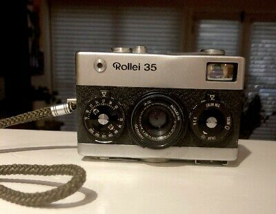 Rollei 35 Camera Made In Germany