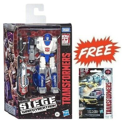 Transformers Generations Siege War For Cybertron Wfc Deluxe Autobot Mirage