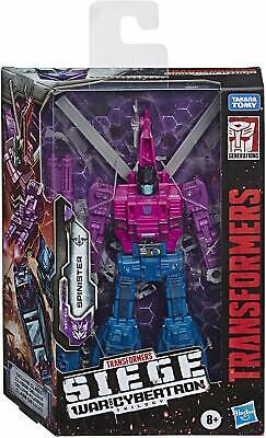 (P) Transformers Generations Siege War For Cybertron Wfc Deluxe Spinister Figure