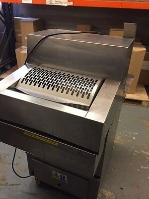 Automatic bread or cake slicer all stainless steel, Mono FG 122-H512A, £499+vat