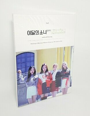 MONTHLY GIRL yyxy LOONA Album [beauty & thebeat] Normal Ver CD+Photobook+P.Card