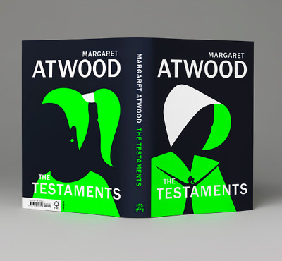 The Testaments by Margaret Atwood Preorder Hardcopy