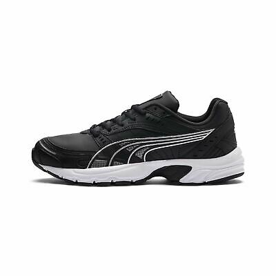 PUMA Axis SL Men/'s Running Shoes Black White Trainers ✅ FREE UK SHIPPING ✅