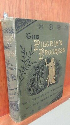 The Pilgrim's Progress With Southey's Life Of Bunyan Etc. By John Bunyan