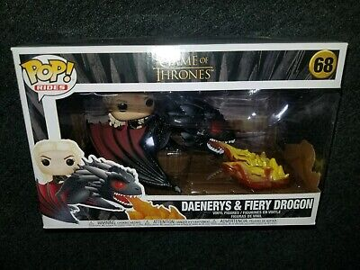Game Of Thrones Daenerys On Dragon Funko Pop Vinyl Figure PRE ORDER