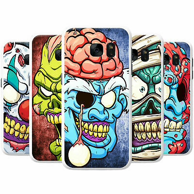 Scary Zombie Walking Living Dead Hard Back Case Phone Cover for OnePlus Phones
