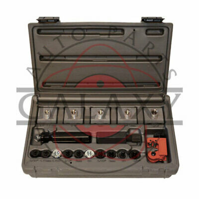 Single ATD Master Inline Flaring Tool Kit Double /& Bubble flares #5483 New