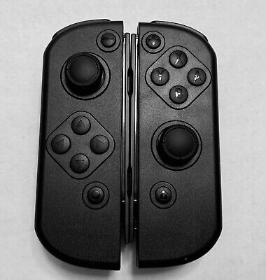 Black Replacement for Nintendo Switch Joy-Con Wireless Controller