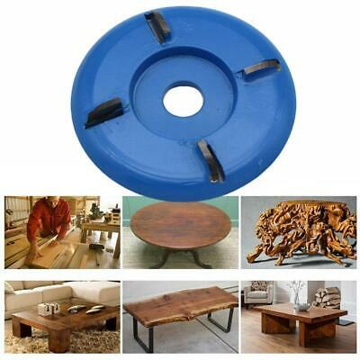 16mm Woodworking Turbo Plane For Aperture Angle Grinder Wood Carving