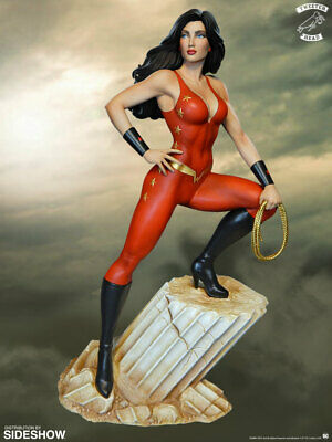 Tweeterhead Donna Troy Exclusive DC Super Powers Wonder Girl Maquette Statue