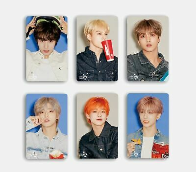 NCT DREAM We Boom SM OFFICIAL CASHBEE PHOTOCARD Transportation Card SEALED