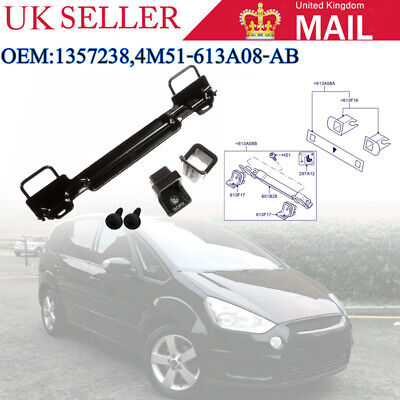IsoFix Child Seat Restraint Anchor Mounting Kit For Ford Focus C-MAX 1357238 UK