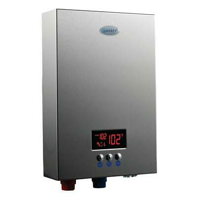 Tankless Electric Water Heater Whole House Instant Hot On Demand Eco 27 kW NEW