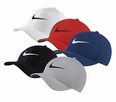2019 Nike Mens AeroBill Classic 99 Fitted Golf Hat 892469 - Pick Size and Color