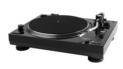 Music Hall USB-1 Turntable Record Player with Pitch Adjust - Authorized Dealer