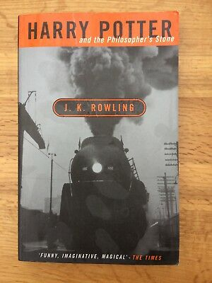 Book 1 Adult Ed Harry Potter And The Philosopher's Stone J.k Rowling Paperback