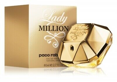 PACO RABANNE LADY MILLION 80 ml Eau de Parfum Spray NEU OVP